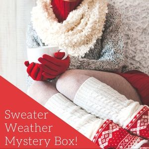 Sweaters - Sweater Weather Mystery Box!